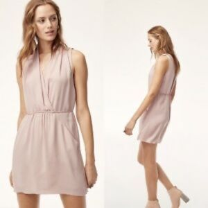 Aritzia Babaton Sabine Dress, cream, size M